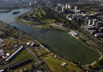 Australian GP Circuit 2012