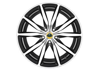 Evora Design Wheel Diamond Cut