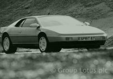 1987 Esprit Turbo