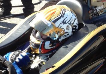 Oriol Servia, Dreyer & Reinbold Racing, DRR, IndyCar
