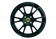 Y Type Cast Wheel in Black