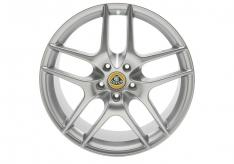 A132G0006F_7F Evora front rear cast wheel sterling silver