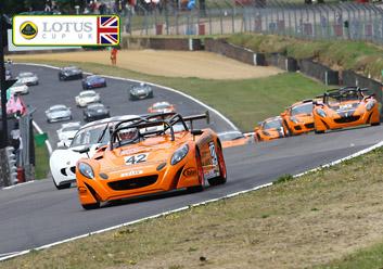 Lotus Cup UK