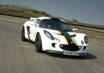 Exige March 2008