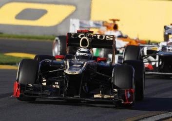 F1 E20 Australian GP 2012 Melbourne