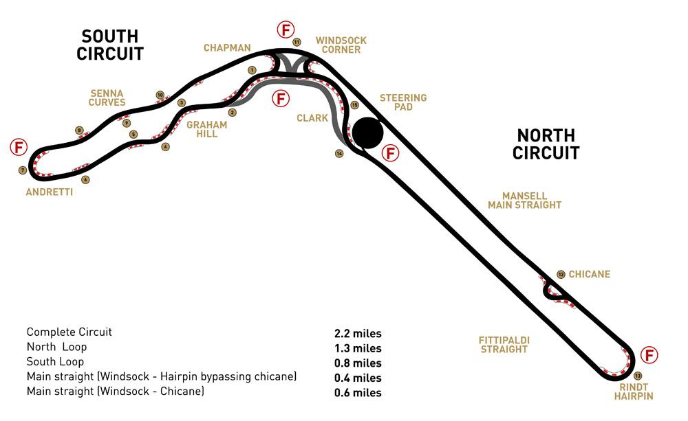 Hethel Test Track