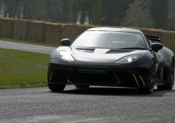 Evora GTE at Goodwood 2012