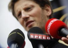 Romain Grosjean Sepang 2012 Malaysian GP F1