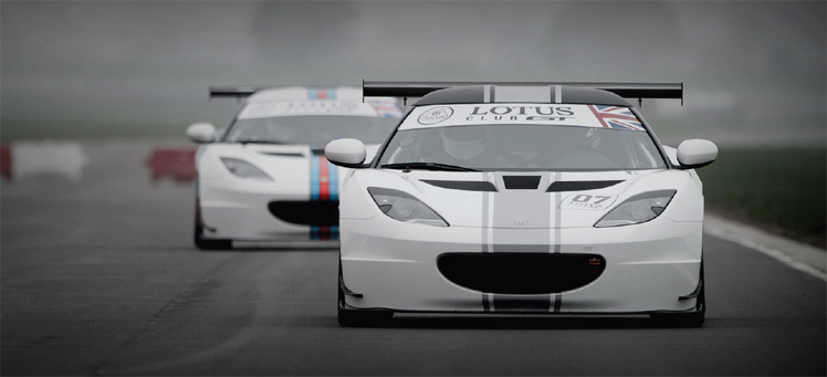 Lotus Club GT full width