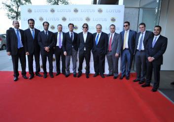 Beirut Lebanon Dealer Opening Event