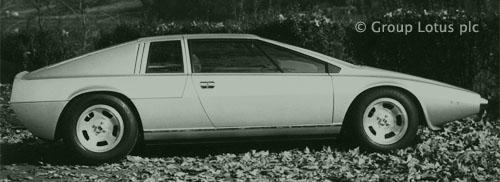 1972 Esprit Concept by Ital