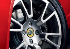 Elise Wheels & Tyres
