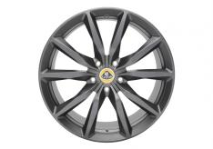 Evora Design Wheel in Satin Gunmetal