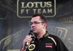 Eric Boullier, Lotus F1 Team