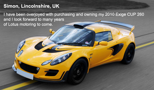 exige owner simonfrost