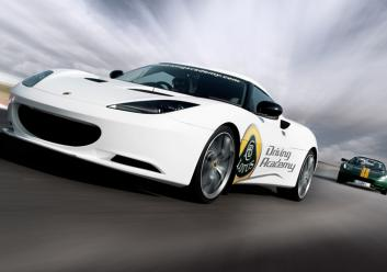 Lotus Driving Academy Intro Page