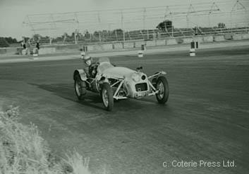 Hazel Chapman-Mk3-Silverstone-1951