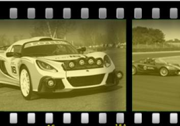 Customer Racing Filmstrip