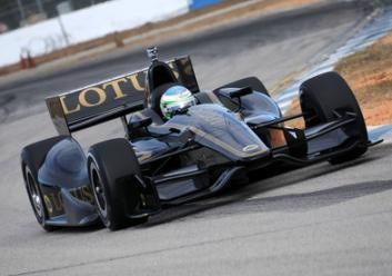 Simona de Silvestro, HVM, Indycar
