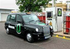 Fuel Cell Taxi