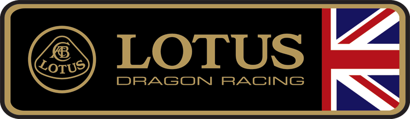 Lotus Dragon Racing Indycar logo