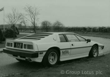 Lotus Esprit Turbo 1980
