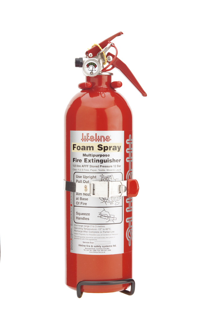 A111T002S Fire Extinguisher