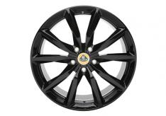 Evora Design Wheel Gloss black