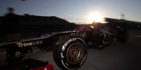 Lotus F1 Team E20